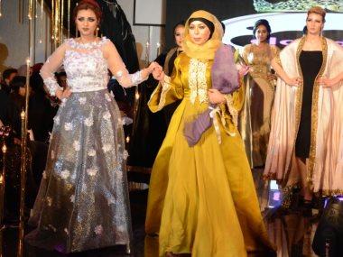 مهرجان ملكة المحجبات العرب