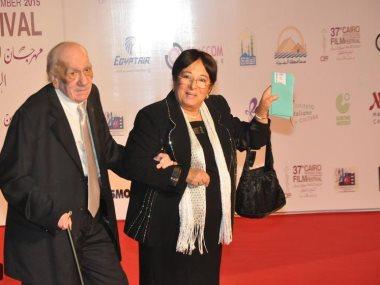 محفوظ عبدالرحمن وسميرة عبدالعزيز