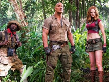 فيلم Jumanji: The Next Level