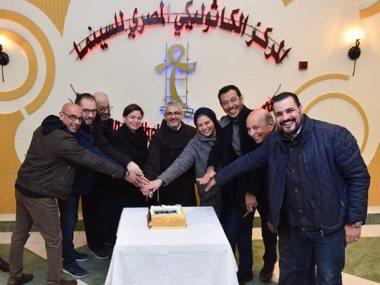 لجنة تحكيم المهرجان الكاثوليكى للسينما