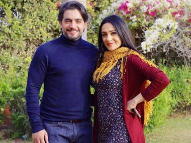 مريم حسن وهانى سلامة