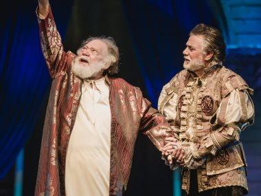 مسرحية الملك لير