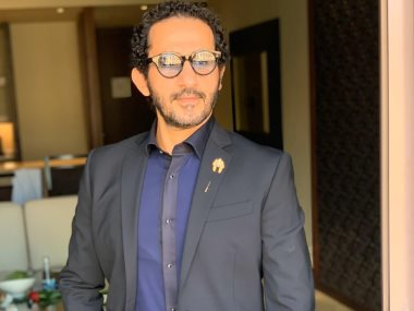 أحمد حلمى