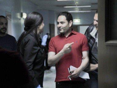 غادة عبد الرازق وهيثم زنيتا