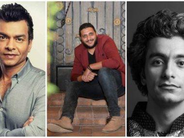 محمد محسن وأحمد عبد النبى ومحمد محيى