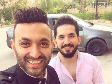كريم محسن و عمرو الشاذلي