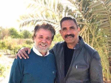 أمير كرارة وناصر سيف