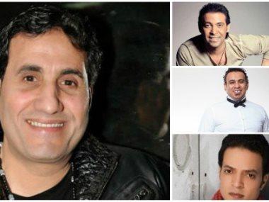 أحمد شيبة وطارق الشيخ ومحمود الليثى وسعد الصغير