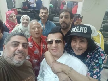 حسام حسنى وإيهاب توفيق وعلى حميدة وهانى شنودة