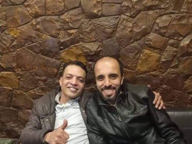 عصام حجاج و طارق الشيخ