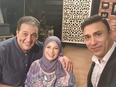 غنوة الموجى ومحمد السماحي