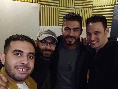 خالد سليم وماهر صلاح ومحمد مجدى
