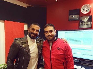 محمد مجدى وأحمد سعد
