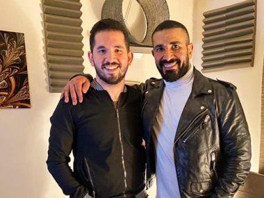 عمرو الشاذلي وأحمد سعد