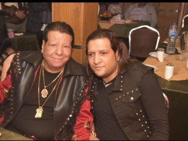 شعبان عبد الرحيم وابنه سيد