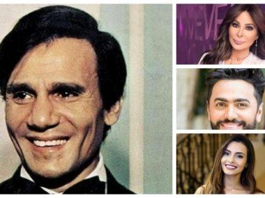عبد الحليم وتامر حسنى وإليسا وكارمن