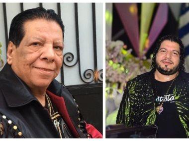 شعبان عبد الرحيم وابنه خميس