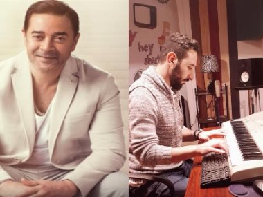 مدحت صالح والملحن محمود أنور