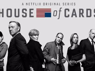 مسلسل house of cards