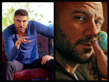 أحمد مكى وأحمد عز