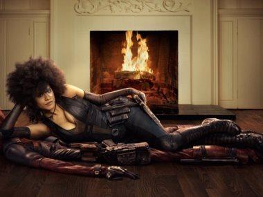شخصية Domino من فيلم Deadpool 2