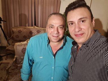 محمد السماحى و محمد أبو اليزيد
