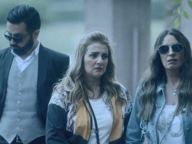 رانيا محمود ياسين ونيرمين الفقى