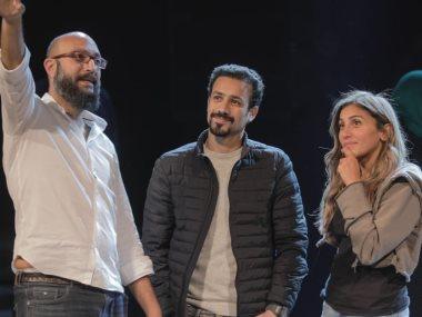 حفل افتتاح مهرجان القاهرة السينمائى