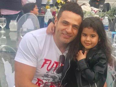 محمد نور وابنته عليا