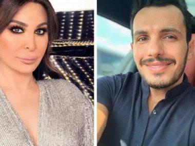 أحمد إبراهيم و إليسا