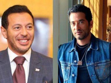 عمرو سعد ومصطفى شعبان