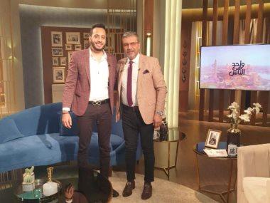 عصام السقا مع عمرو الليثى