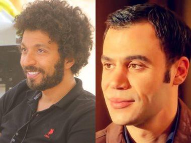 محمد عادل إمام والمخرج أحمد خالد موسى