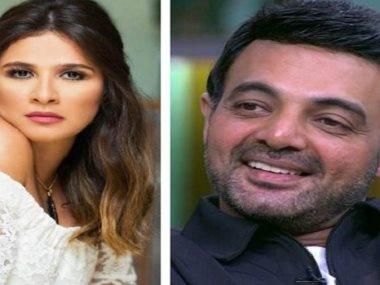 عمرو محمود ياسين و ياسمين عبد العزيز