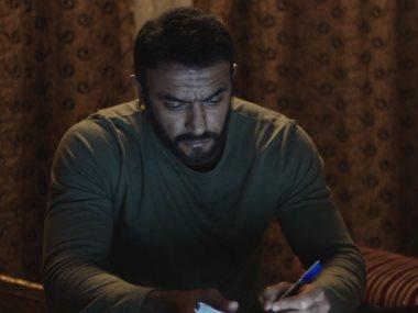 أحمد العوضى فى مسلسل «الاختيار»