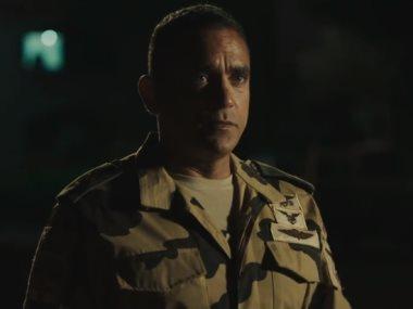 أمير كرارة فى مسلسل «الاختيار»