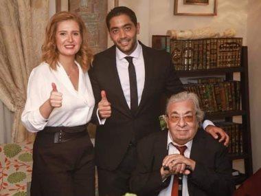 فاروق فلوكس مع أحمد وهنا