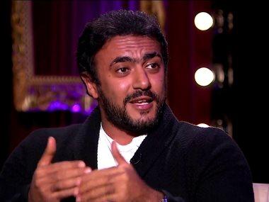 احمد العوضى