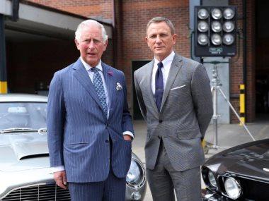 25 James Bond