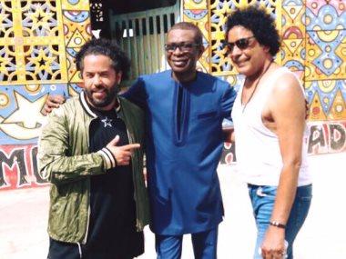 محمد منير من السنغال