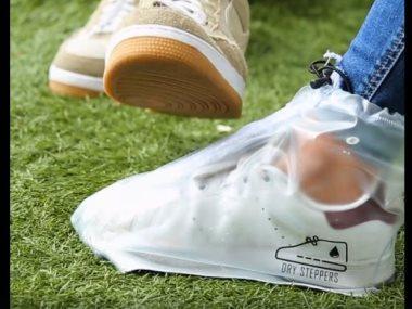 الحفاظ على حذائك الأبيض