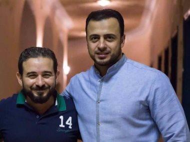 أحمد عادل ومصطفى حسنى