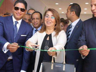 رجل الأعمال أحمد أبو هشيمة يفتتح دار رعاية أقدار
