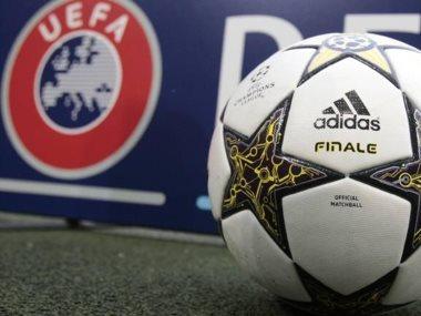 الاتحاد الاوروبى لكره القدم