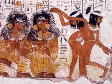 المرأة المصرية القديمة