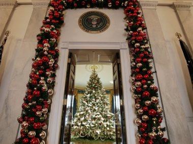 كريسماس البيت الأبيض