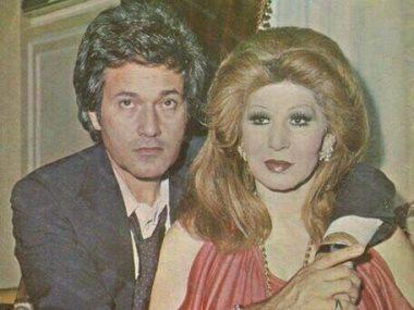 فايزة أحمد ومحمد سلطان