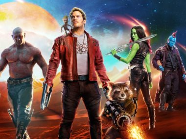 فيلم Guardians of the Galaxy 2