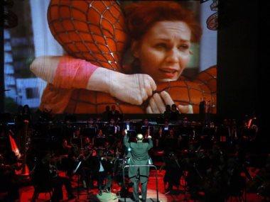 حفل للموسيقى التصويرية لأشهر الأفلام الأمريكية