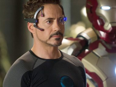 روبرت داونى - Iron Man
